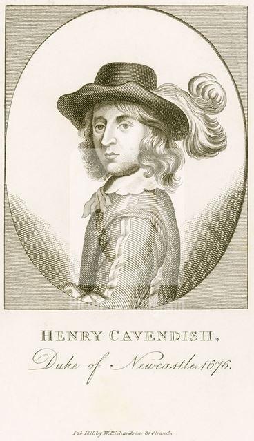 Henry Cavendish, 2nd Duke of Newcastle