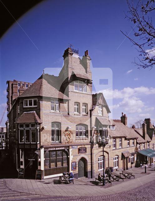 Watson Fothergill's Mortimer House, Castle Road