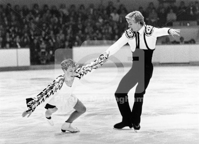Jayne Torvill & Christopher Dean, 1983