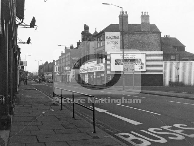 Arkwright Street, Meadows 1975