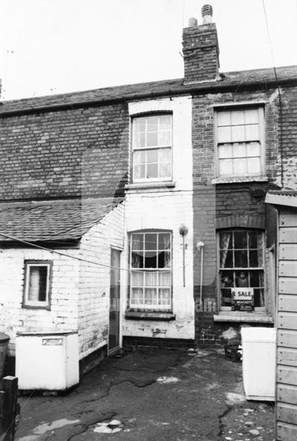 Beaconsfield Terrace, Salisbury Street, Radford, 1976
