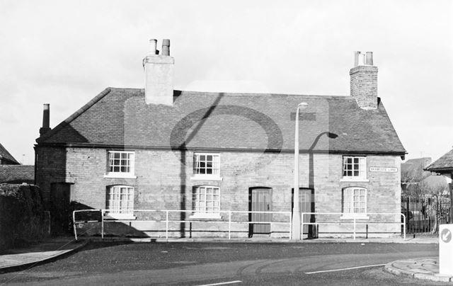 Cottages, Wollaton Square, Bramcote Lane, Wollaton