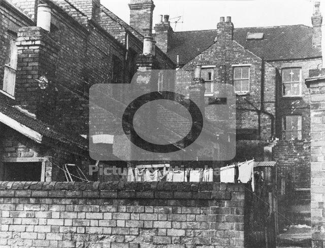 Thornton Terrace off Pleasant Row, Hyson Green