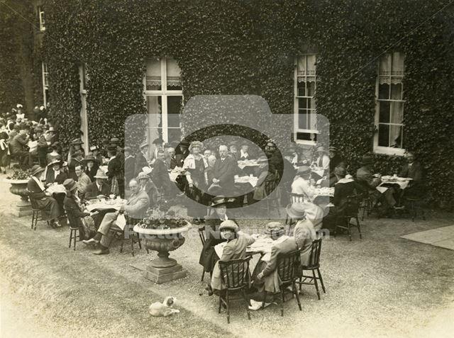 Thurgarton Priory, 1921