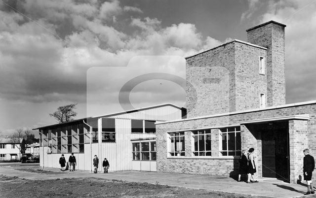 East Leake Junior and Infants School, c 1950