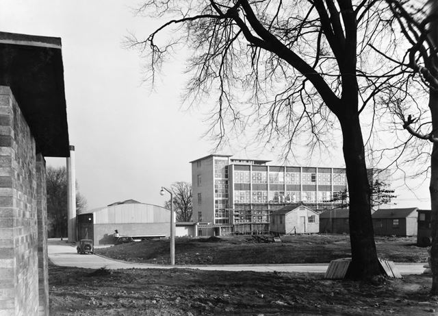 Ilkeston College of Further Education, c 1950