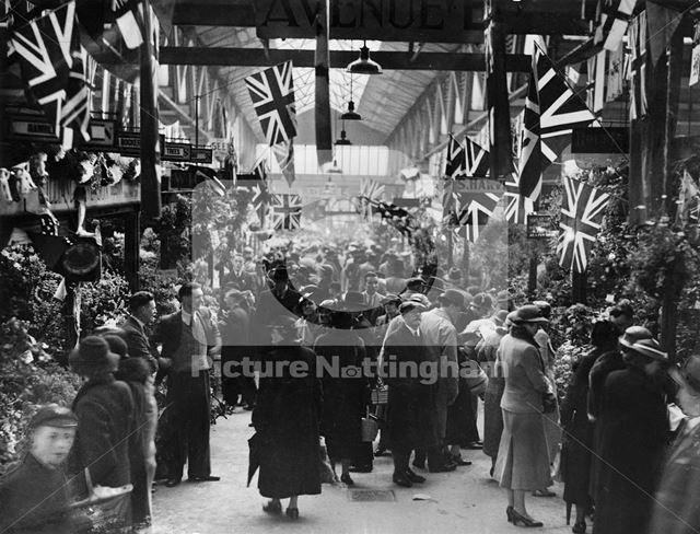 Central Market: Coronation Week, 1937