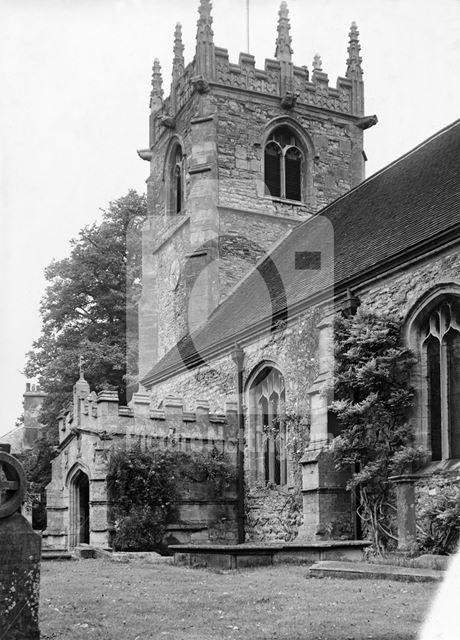 St Michael's Church, Church Lane, Averham, 1949