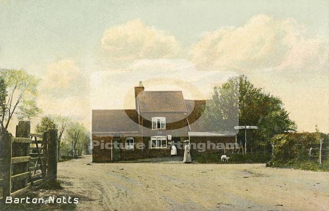 Barton in Fabis, c 1905