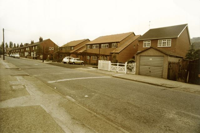 Ednaston Road, Dunkirk, 1985