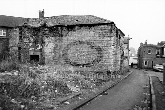 Duke Street, Bulwell, 1979