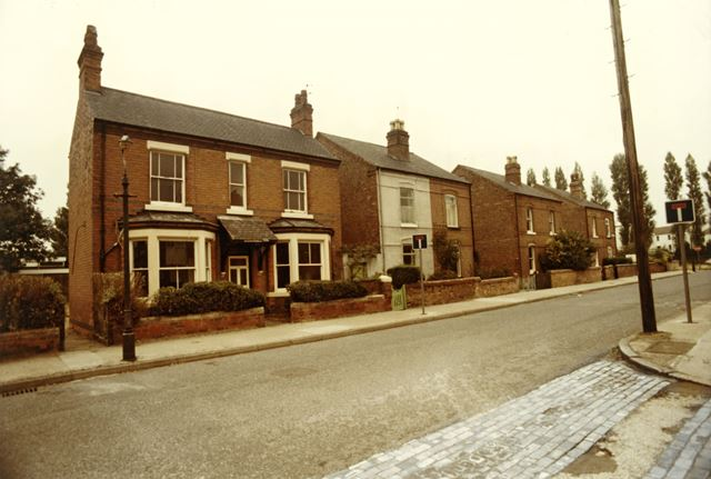 Highfield Road, Dunkirk, Nottingham, 1985