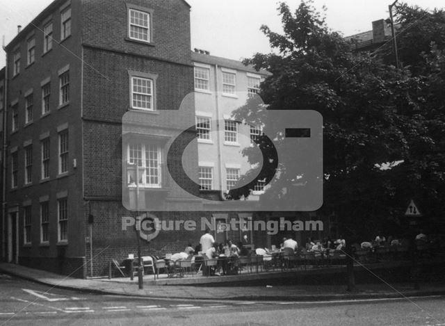 The Windmill Public House, Fletcher Gate, Lace Market, Nottingham, c 2000s