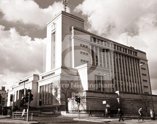 Newton Building, Burton Street, Nottingham, c 2000s