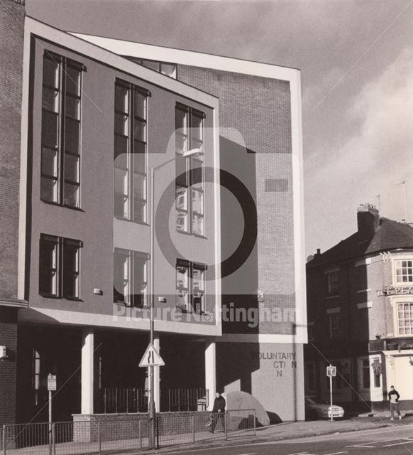Voluntary Action Centre, Mansfield Road, Nottingham, c 2000s