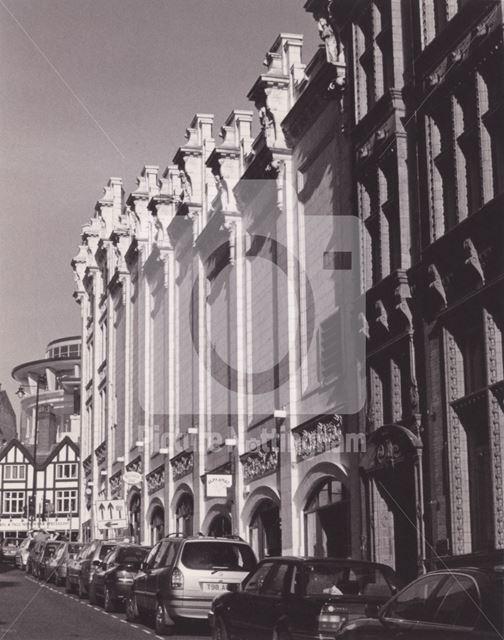 Former Elite Cinema, Queen Street, Nottingham, c 2000s