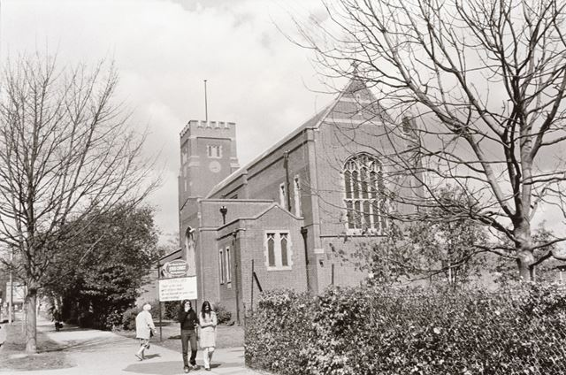St. Margaret's Church, Aspley Lane, Aspley, Nottingham, c 2000s