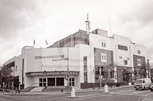 Commodore International, Nuthall Road, Basford, Nottingham, c 2000s