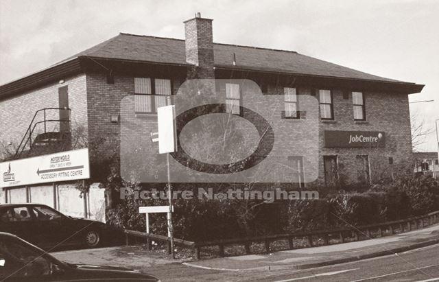 Job Centre, Bulwell High Road, Bulwell, Nottingham, c 2000s