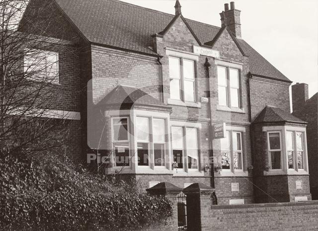 Liberal Club, Higbury Road, Bulwell, Nottingham, c 2000s