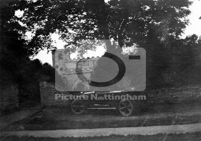St Mary's Church, Church Street, Orston, 1920