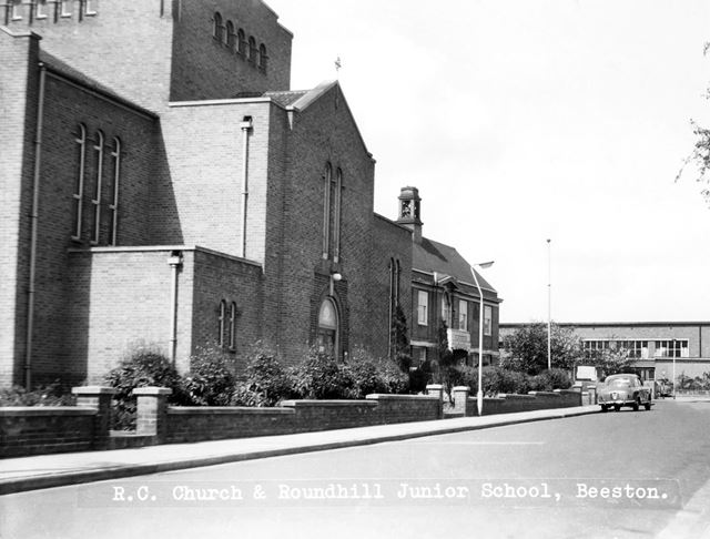The Assumption Roman Catholic Church, Foster Avenue, Beeston, c 1960