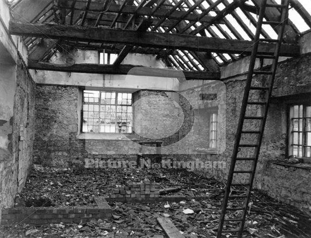 St John's Hospital Old School, Blyth, 1964