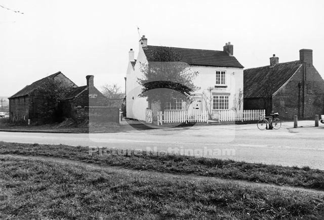 West View Farm, Tuxford Road, Boughton, 1978