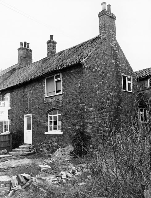 No 3 Church Lane, Boughton, 1978