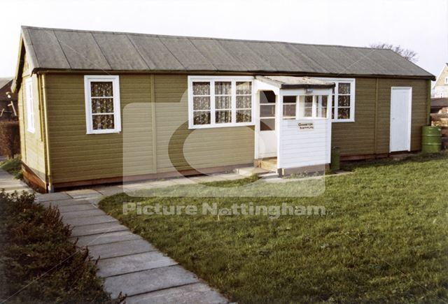 Gamston Institute, Gamston, c 1970