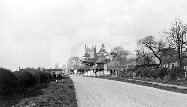 General View, Granby, 1958