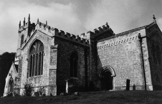 All Saint's Church, Church Lane, Harworth, c 1994