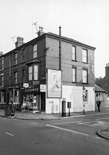 J and J Gower, Beeston Road, Dunkirk, Nottingham, c 1950s