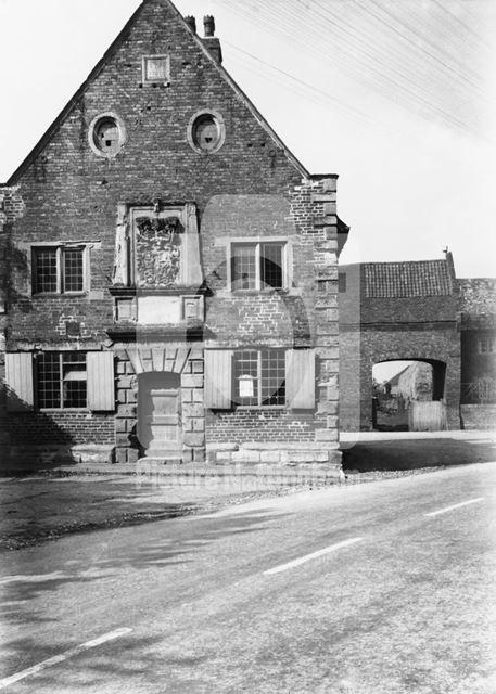Old Bunny School, Loughborough Road, Bunny, c 1940s ?