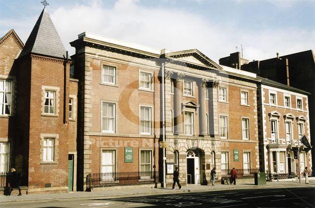 Adult Education Centre, 14-22 Shakespeare Street, Nottingham, 2007