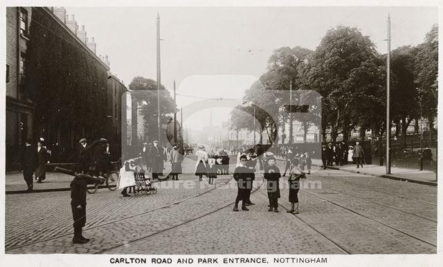 Carlton Road, Sneinton, Nottingham