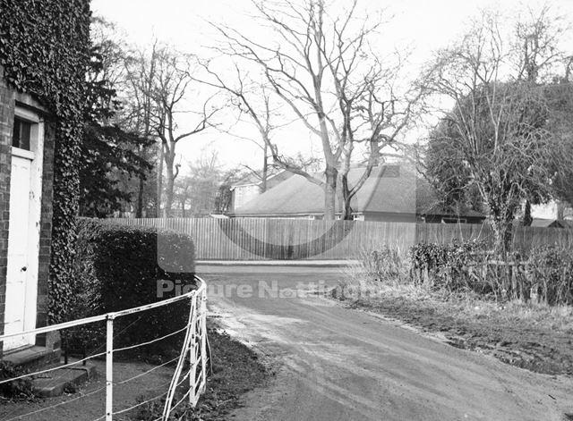 Yew Tree Lodge (Formerly Grange), Nethergate, Clifton Village, Nottingham, 1983