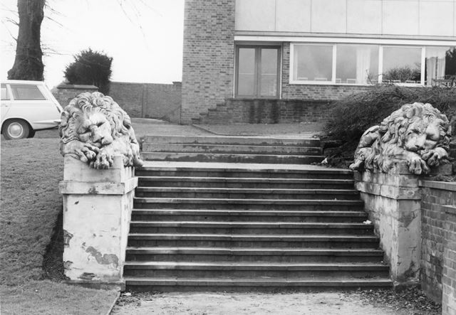 Clifton Hall School Extension, Clifton Hall Drive, Clifton Village, Nottingham, c 1969