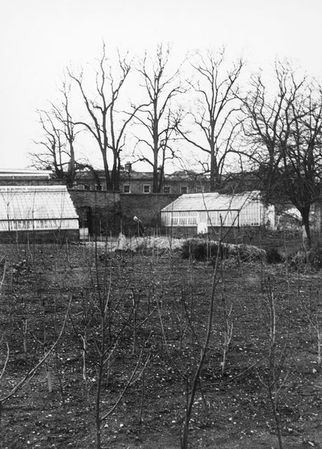 Nursery, Clifton Hall, Clifton Hall Drive, Clifton Village, Nottingham, c 1960