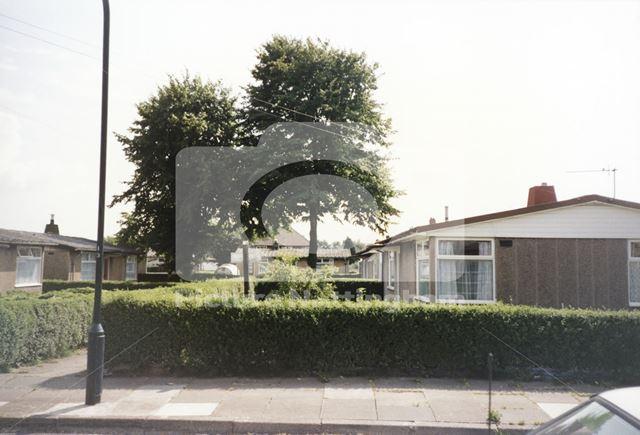No.67 (right) Kinross Crescent, Aspley, Nottingham, c 1980s