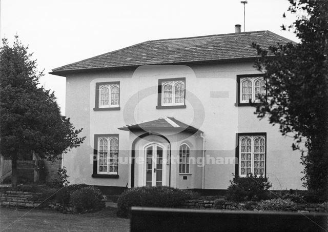 Vine Cottage, Gregory Street, Lenton, Nottingham, 1980