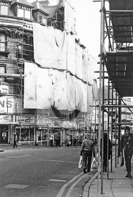 Carlton Street, Goose Gate, Nottingham, c 1980s