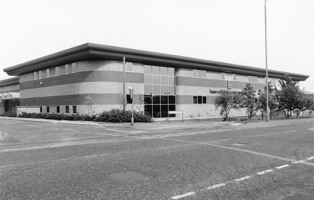 Ken Wilkins Print Group, Industrial Estate, Road No.1, Colwick, Nottingham, 1995