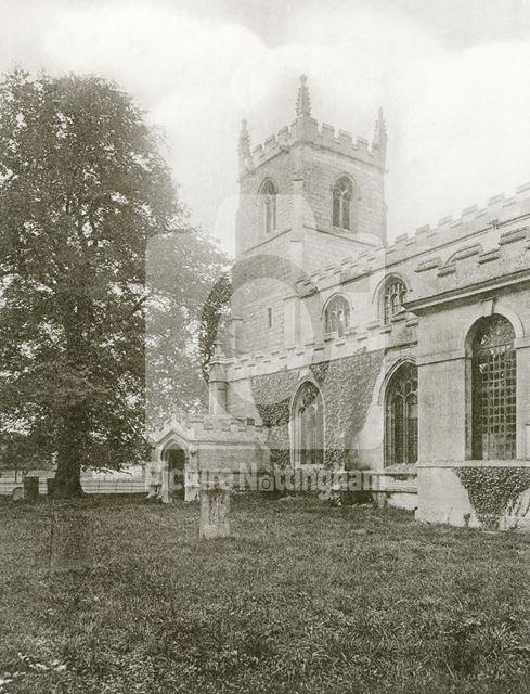 St. Wilfred's Church, Kelham Hall, Kelham, c 1930s ?