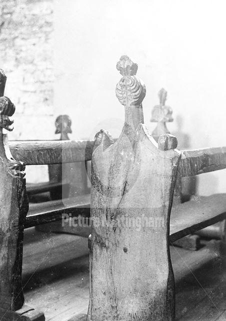 St Mary's Church, East Leake, c 1930 ?