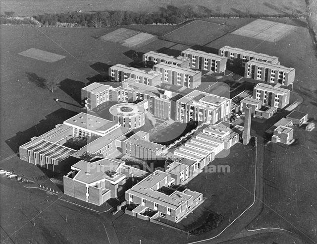 Mary Ward College of Education, Nicker Hill, Keyworth, 1973