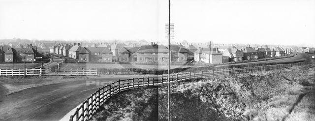 Moor Bridge, Bulwell, 1930