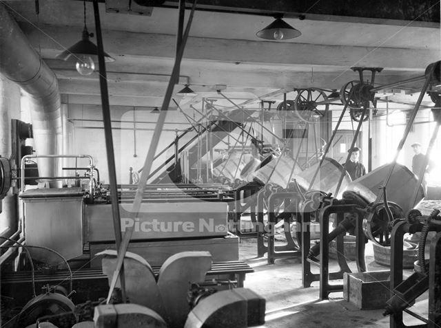 Carr Fastener Co. Ltd., Pinfold Lane, Stapleford, 1921
