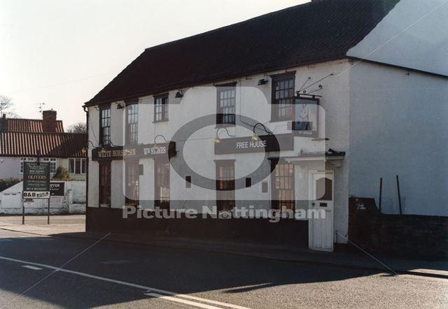White House Inn, North Road, Barnby Moor, Nottingham, 1998