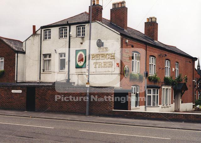 Beech Tree, Middle Street, Beeston, Nottingham, 1998